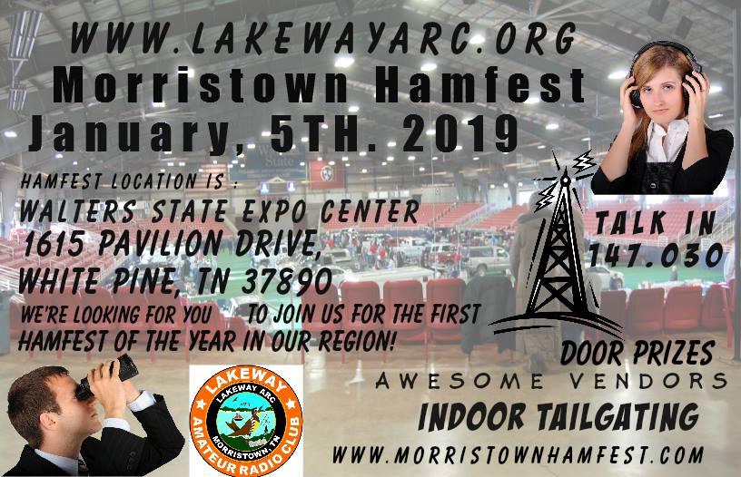 Lakeway Amateur Radio Club – W2IQ